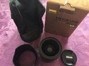 Nikon Nikkor AF-S 24-70 mm