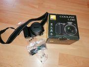Nikon coolpix kamera