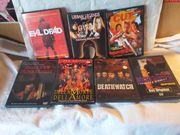 Biete verschiedene Horror DVDs