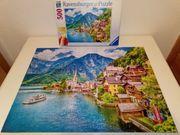 Ravensburger Puzzle 13687 Hallstatt in