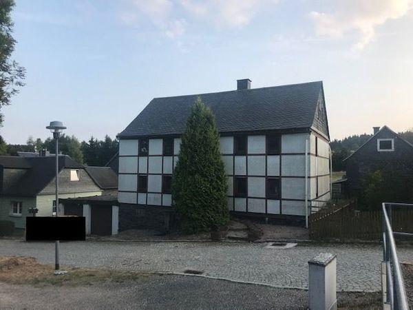 Thüringen Lehesten Anzahlung 35 Tsd