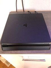 PS4 neu mit 5j Garantie