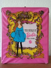 Rarität 1968 MATTEL BARBIE Doll-Case