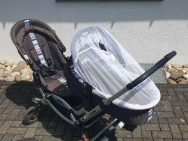 Bild 4 - ABC-Design Zoom Geschwister- Zwillingskinderwagen - Trier Tarforst