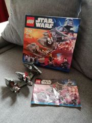 Sith Nightspeeder von Lego