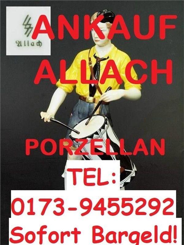 AAA Allach Porzellan Ankauf München