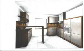 Küchenzeilen, Anbauküchen - NNobilia Einbauküche inkl Geräte