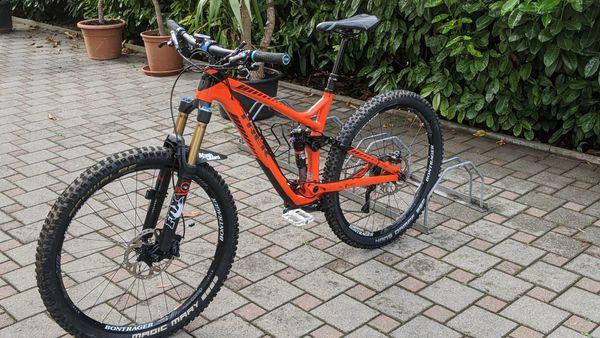 Trek Remedy 9 - MTB - Mountainbike -