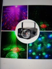 Disco licht led beleuchtung Party