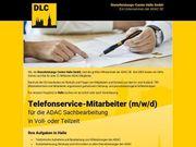Telefonservice-Mitarbeiter m w d für