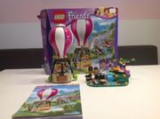 Lego Friends 41097 - Heartlake Heißluftballon