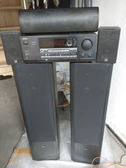 Verstärker Tuner lautsprecher Dolby Surround