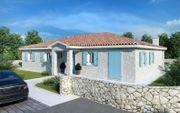Grundstück 812m2 mit Baugenehmigung Istrien