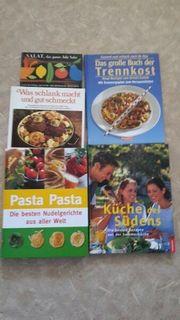 10 Kochbücher