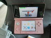 Nintendo ds3 rose