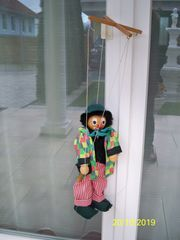 Cloun Marionette 8 - bitte nur