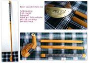Putter aus edlem Holz Persimmon -