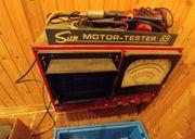 Motortester SUN MOTORTESTER-89 für Oldtimer