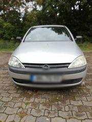 Opel Corsa C 1 0