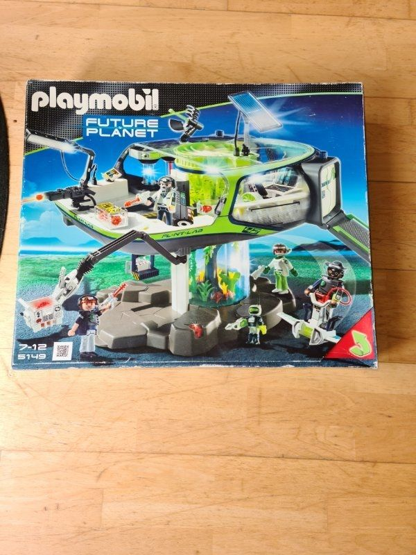 playmobil 5149 Future Planet