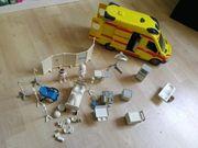 Playmobil Krankenzimmer