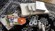 Wii Nintendo inkl Zubehör und