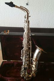 Julius Keilwerth Altsaxophon Toneking sehr