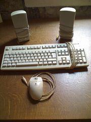 Cherry Tastatur Logitech Maus und