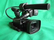 JVC GY-HM100 ProHD Camcorder Full-HD
