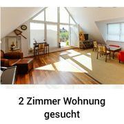 Suche 2 Zimmer Wohnung