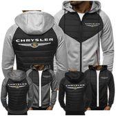 Chrysler Sport Hooded Jacke fur