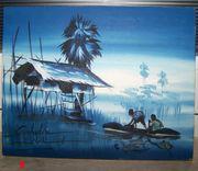 Asiatische Landschaften