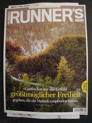 NEU ungelesen Magazin RUNNER S