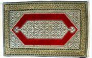 Orientteppich Ghom mit Seide Sammlerteppich