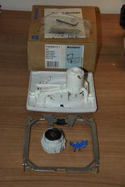 GEBERIT Urinalsteuerungen pneumati Spülauslösung weiße