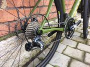 Cannondale Slate Gravel bike grün