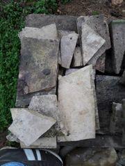 Verkaufe Steine
