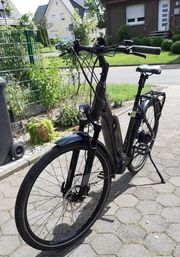 E-Bike Flyer Upstreet5 Tiefeinstieg RH