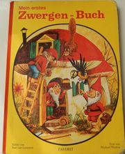 Mein erstes Zwergen-Buch Favorit-Verlag 1981 van