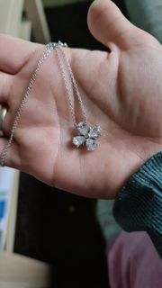 echtschmuck 925er Silber Halskette