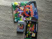 Banjo-Kazooie für N 64 Spiel