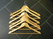 Kleiderbügel Hosenbügel Anzugbügel aus Holz