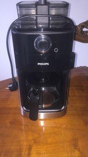Kaffeemaschine von Philips mit Mahlwerk