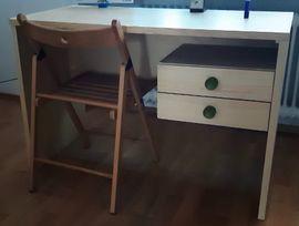 Kinder-/Jugendzimmer - Schreibtisch Holz