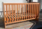 Kinderbett Holzbett Babybett mit Lattenrost