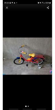 Kinder fahrrad 16zoll elektro roller