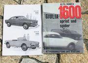 Betriebsanleitung Alfa Romeo Giulia 1600