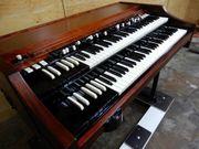 Orgel Hammond A100 die Mutte
