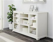 Sideboard weiß - vintage - Ikea Liatorp