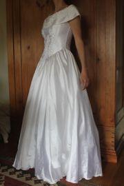 Weißes Brautkleid Gr36 Weise